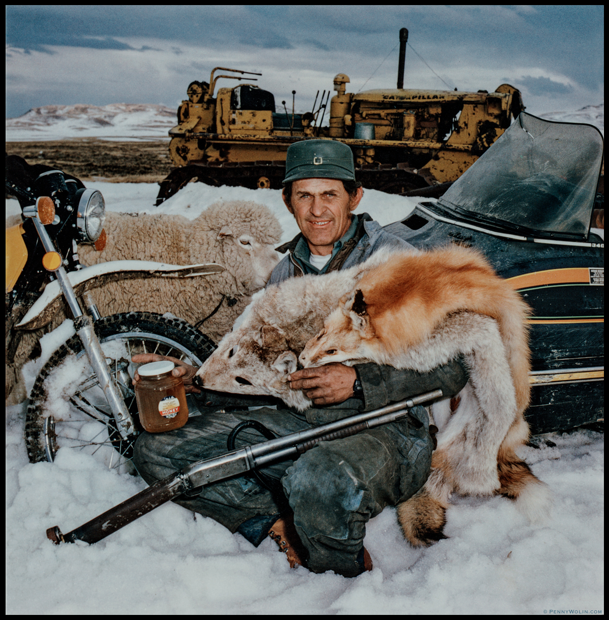 Gil Smith, Bosler Coyote Hunter