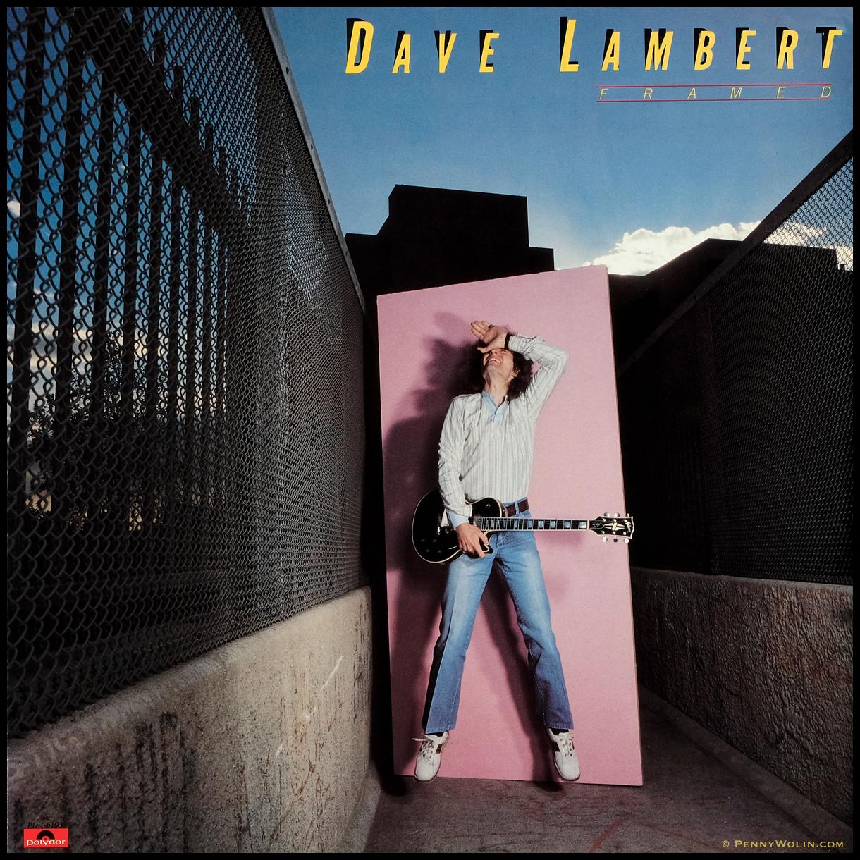 Dave Lambert, Polydor Records
