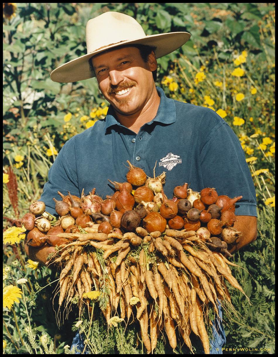 Jeff Dawson, Organic Farmer