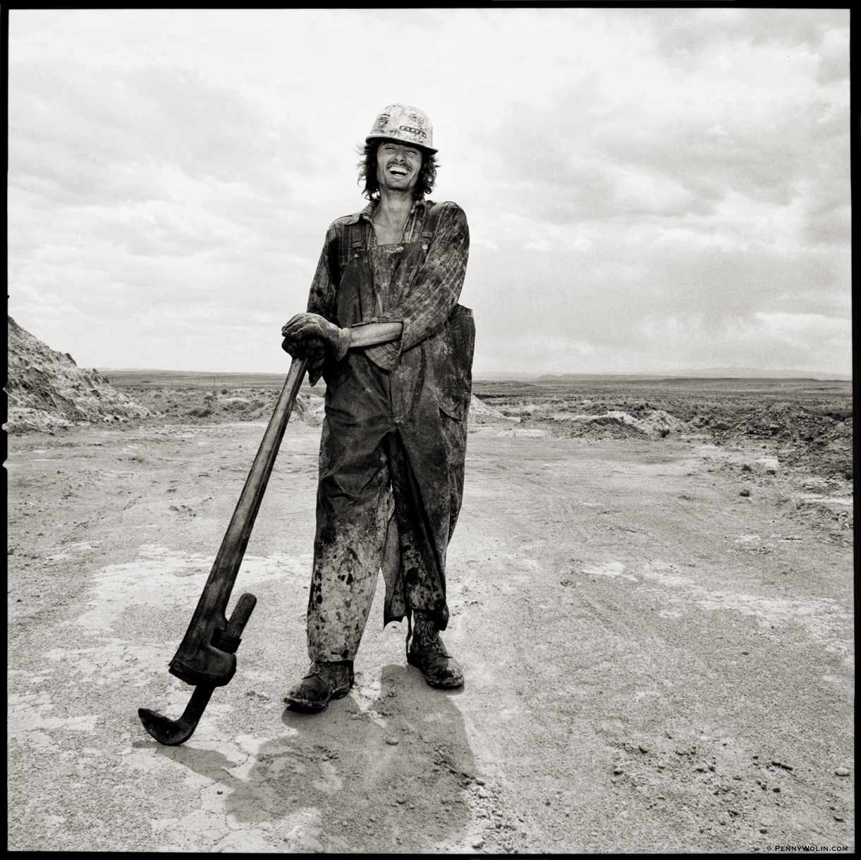 Oil Field Roughneck