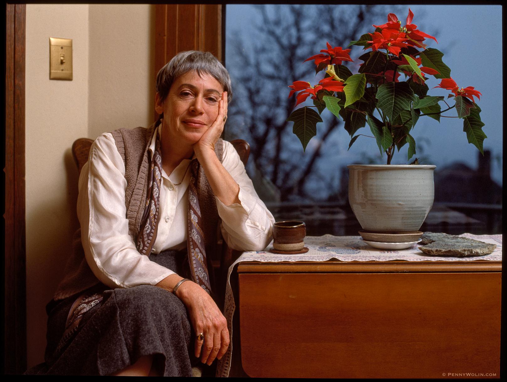 Ursula K. Le Guin, LIFE Magazine